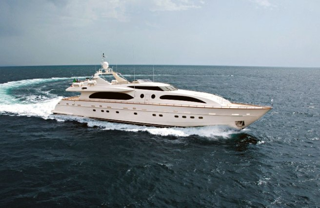 Falcon 115 Yacht Helios - Main